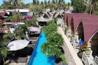 Hotel in Gili Trawangan For Sale
